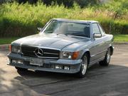 Mercedes-benz Sl-class 75000 miles